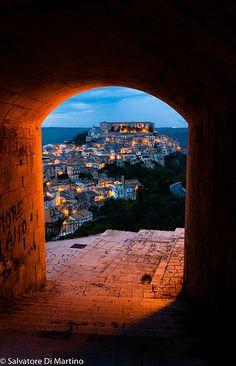ragusa ibla landscape Sicily