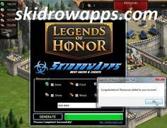Legends of Honor Hack