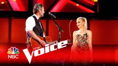 "Blake Shelton & Gwen Stefani: ""Go Ahead and Break My Heart"" - The Voice ..."