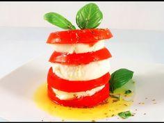 Капрезе салат. Caprese salad.