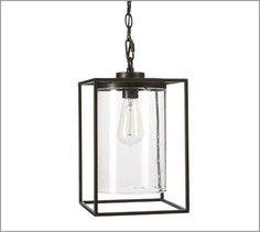 Westmenlights New Vintage Cube Pendent Ceiling Light Wrought Iron Glass Lamp Shade Kitchen Modern Outdoor Hanging Lights, Outside Hanging Lights, Outdoor Pendant Lighting, Outdoor Chandelier, Hanging Light Fixtures, Outdoor Light Fixtures, Glass Pendant Light, Pendant Lights, Restaurant