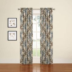 Eclipse Arbor Blackout Window Curtain Panel - Walmart.com living room ?