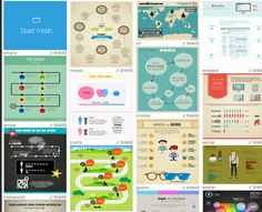 The Best Simple Tools to Create Infographics for Your Class ~ Educational Technology and Mobile Learning #edchat #ukedchat #edtech #technology #infographic #edubag