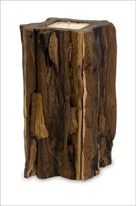 Large Teakwood Candle