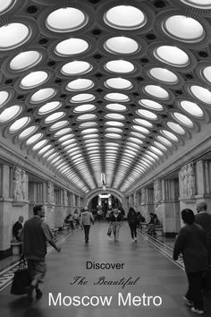 "Described as a ""Subterranean paradise for the people"", the Moscow Metro is one of the most extraordinary in the world. A day spent exploring the Moscow Metro Stations is a day well spent."