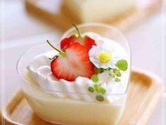 ♡ ホワイトチョコムース♡ の画像