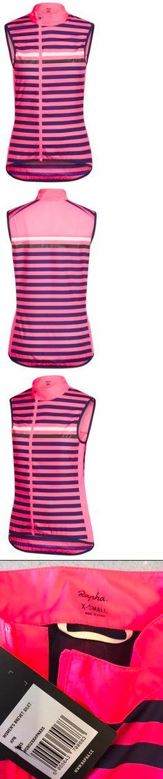 Vests 177856: Rapha Women S Brevet Gilet, Hi-Vis Pink Blue, Xs, Cycling Vest -> BUY IT NOW ONLY: $65 on eBay!