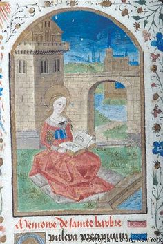 Book of Hours, MS M.194 fol. 157v - Images from Medieval and Renaissance Manuscripts - The Morgan Library & Museum