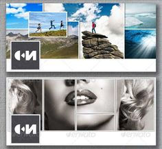 Adobe Spark\'s free online Facebook cover maker helps you create your ...