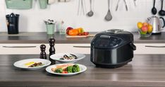 Notre test du Redmond RMC-M800S-E Thing 1, Kitchen Cart, Rice Cooker, Kettle, Kitchen Appliances, Guide, Templates, Food Processor, Dishes