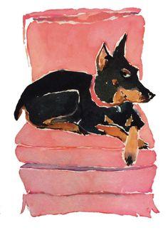 happy-menocal-artist-custom-pet-portrait-dog