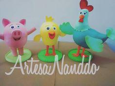 Animais da Fazendinha do Bita #fazenda #fazendinha #bitaeosanimais #bita #mundobita #festabita #festamundobita