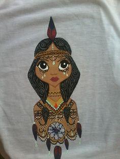 Índia - Tinta de tecido