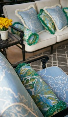 Our Carlisle Onyx Seating Collection offers more compelling choices than ever. | Frontgate: Live Beautifully Outdoors