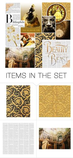 """Belle (dedicated set for @emcarstairsofla)"" by laniocracy ❤ liked on Polyvore featuring art and lanitopart"