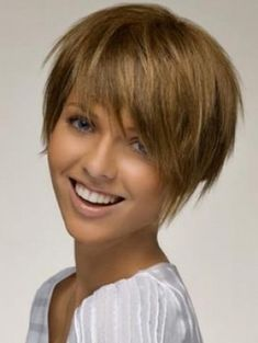 Short Shag Hairstyles Ideas for Women - Daza Fashion