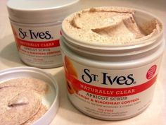 Naturally Beautiful Skin: Best Face Scrubs for Oily Skin, Acne Prone Skin & Blackheads