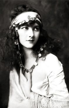 Marjorie Leet. She performed in the Ziegfeld Follies of 1923 - 1925 and 1927.