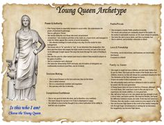 Young Queen Archetype Profile                              …