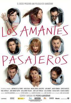 """154 Cartel de """"Los Amantes Pasajeros"""" (I'm So Excited) (Studio Mariscal 2012) / #Almodovar"""