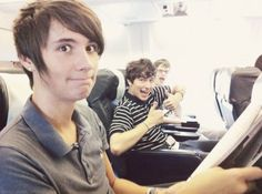 Dan is so cute <3