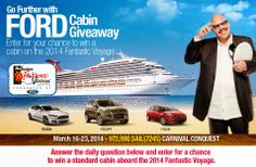 #Sweepstakes - Win 1 Of 2 7 Night Cruising Trips For 2 - USA - See more at: http://www.linkiescontestlinkies.com/2014/01/sweepstakes-win-1-of-2-7-night-cruising.html#sthash.wPvQl9aN.dpuf