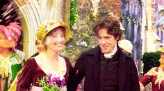 Sense & Sensibility. Emma Thompson did a wonderful job on the screen play and Ang Lee directed it beautifully.