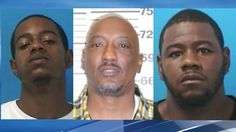 Franklin Police arrested one man Friday and are looking for another accused of physically assaulting a woman and stealing her car.According to the FPD, Barry Harris, Dejon Gullat and Dewayne Harris pulled a woman from her car around 2:30 a.m. Thursday on