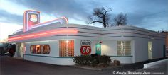66 Diner in Albuquerque, New Mexico | 22 Retro Diners That Are Definitely Worth A Road Trip