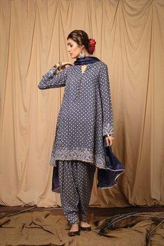 Zara Shahjahan Ready to Wear Luxury Pret Collection 2019 SKU : Pakistani Fashion Party Wear, Pakistani Dresses Casual, Pakistani Dress Design, Indian Fashion, Latest Pakistani Fashion, Casual Dresses, Designer Party Wear Dresses, Kurti Designs Party Wear, Indian Designer Outfits