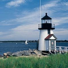 Brant Point Lighthouse....throw a penny over your shoulder as you 'round the bend, and you are sure to return to the island!