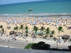 Praia de Boa Viagem - Recife- PE