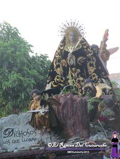 Procesion del S. Sepultado Cristo del Amor y Virgen de Soledad