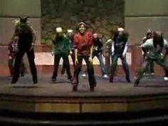 Shackles - hip hop dance video