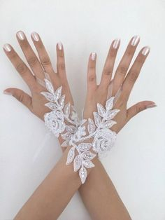 Ivory or white Wedding Gloves, Bridal Gloves, lace gloves, Handmade gloves, bride glove bridal gloves lace gloves fingerless gloves Barefoot Sandals Wedding, Beach Wedding Shoes, Bridal Sandals, Wedding Dress, Bride Gloves, Wedding Gloves, Lace Gloves, Lace Weddings, Bridesmaid Gifts