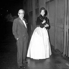 Photographic Print: Aristotle Onassis and Maria Callas in Milan, Italy, 1960 : Maria Callas, Divas, Classical Opera, Classical Music, Jacqueline Kennedy Onassis, Milan Italy, Shows, Professional Photographer, Actors & Actresses