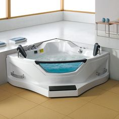 Ariel BT-084 Whirlpool Bathtub modern-bathtubs