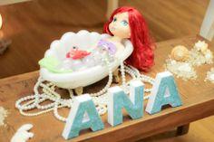 Pequena Sereia - Ana Bia - 05 anos