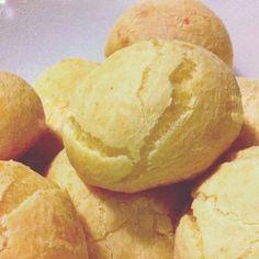 Receita de pão de queijo de liquidificador fácil e saudável!