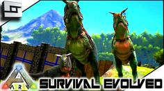 ARK: Survival Evolved - BRIAN IS BACK!!! S2E53 ( Gameplay )
