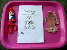 Gingerbread Tot Trays
