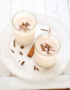 """Coquito"", a Puerto Rican holiday drink"