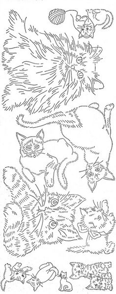 Workbasket Insert Aug 1982 | Flickr - Photo Sharing! Cats