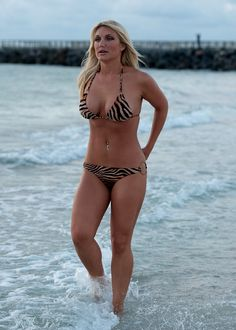 "Brooke Hogan, Height: 5' 11"", (born May 5, 1988, in Tampa, Florida) is an American reality television star, actress, singer, and media personality. Website http://www.brookehogan.com/ Twitter https://twitter.com/MizzHogan?ref_src=twsrc^google