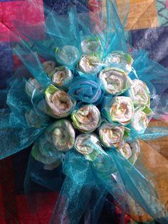 Bouquet pannolini