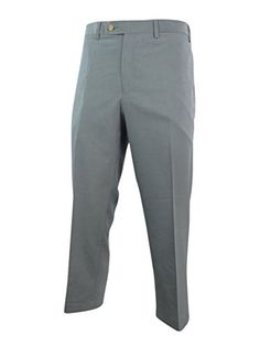 Ralph by Ralph Lauren Mens Modern Fit Flat Front Pants (38Wx32L, Light Blue) Mens Dress Pants, Men Dress, Light Blue, Ralph Lauren, Flats, Fitness, Modern, Shirts, Dresses