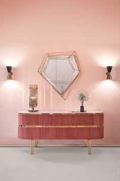 Discover the best inspirations for you next interior design project? Find more midcentury modern mirrors at http://essentialhome.eu/