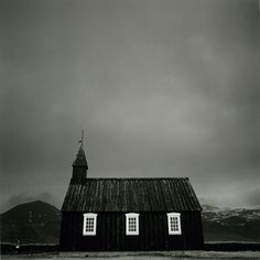 The power of grey: Budir, Ísland