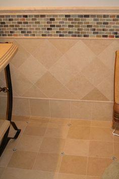 traditional bathroom #tile #designpinthurs Simple, Classic #TileSensations *