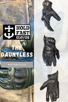 The Dauntless Glove from Hold Fast are the best everyday glove. With safety features found in full race gloves but in a short easy glove to wear. We designed this glove because we enjoyed the featured in more ridged race gloves but did not like the restriction of the race gloves. We wanted to put those safety features in a glove that could be comfortably worn everyday. With the Dauntless glove there is no excuse not to have safety in an everyday glove.